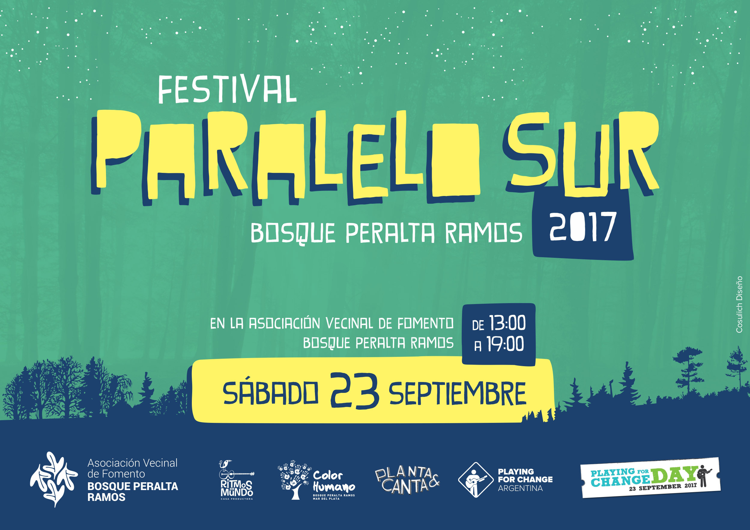 Paralelo Sur - Playing For Change Day |Playing Change Day