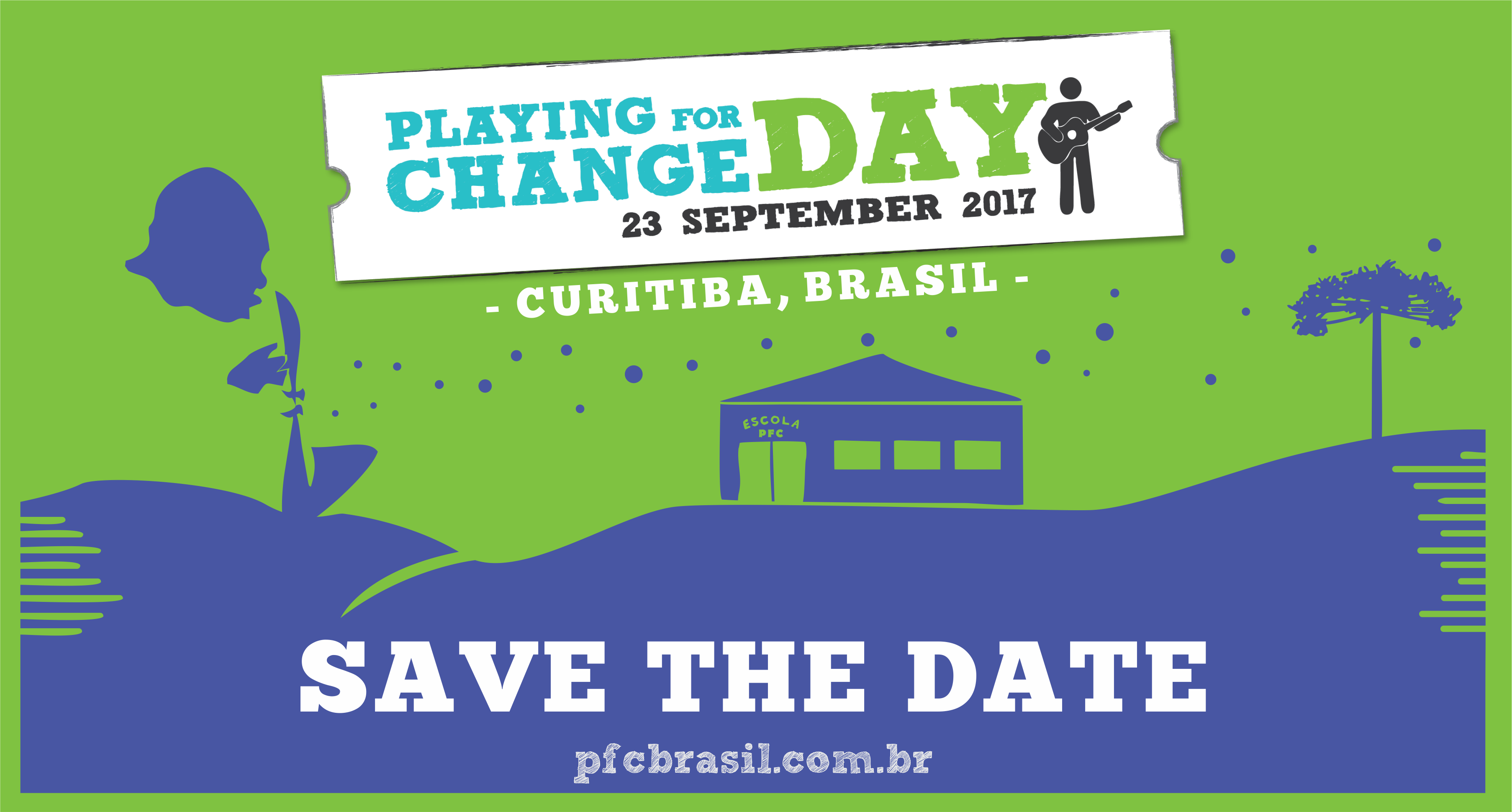 About - Playing For Change Day |Playing Change Day