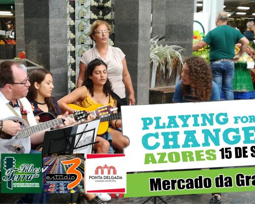 Playing For Change Day Azores 2018 01