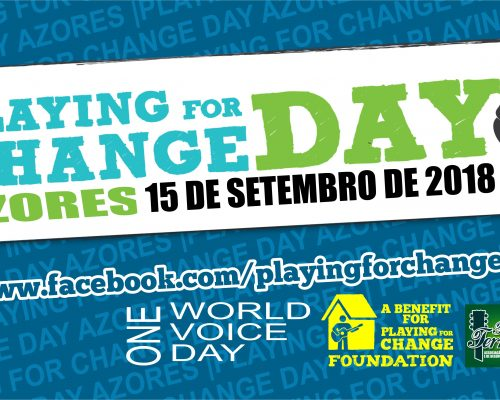Playing For Change Day Azores 2018 - CAPA